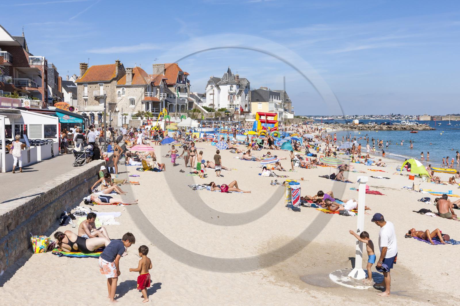 plage de port larmor plage fanch galivel photographe morbihan photographies